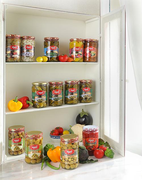 محصولات غذایی تیمچه