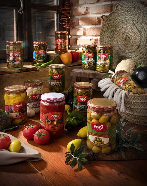 محصولات غذایی تیمچه بهار